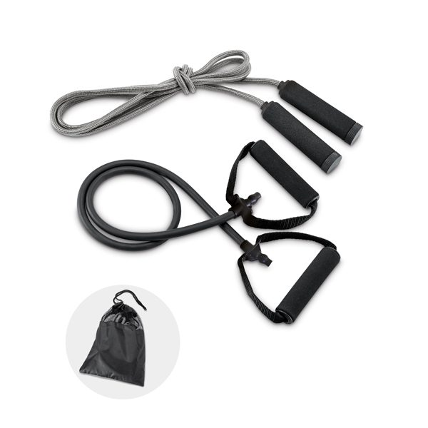 Kit fitness personalizado